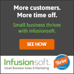 Infusionsoft sales and marketing software